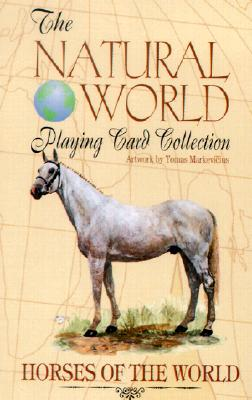 Horses of the World Playing Cards