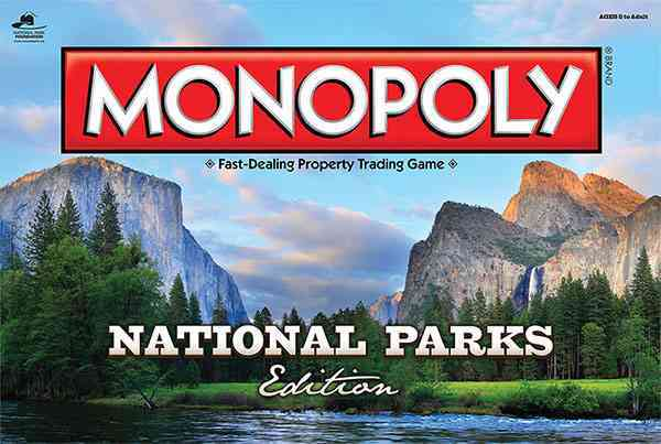 USAopoly Monopoly : National Parks Edition By Usaopoly (COR) at Sears.com